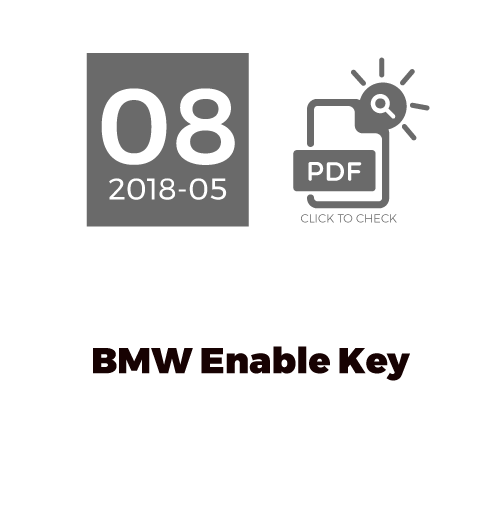 BMW Enable Key